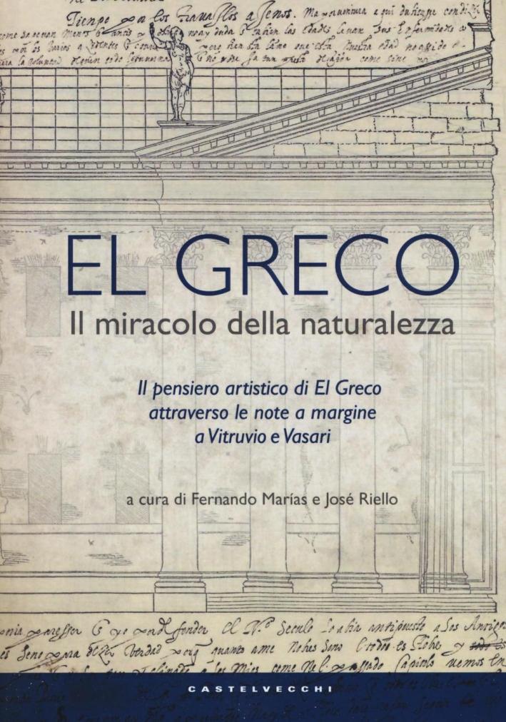 El Greco. Il miracolo della naturalezza