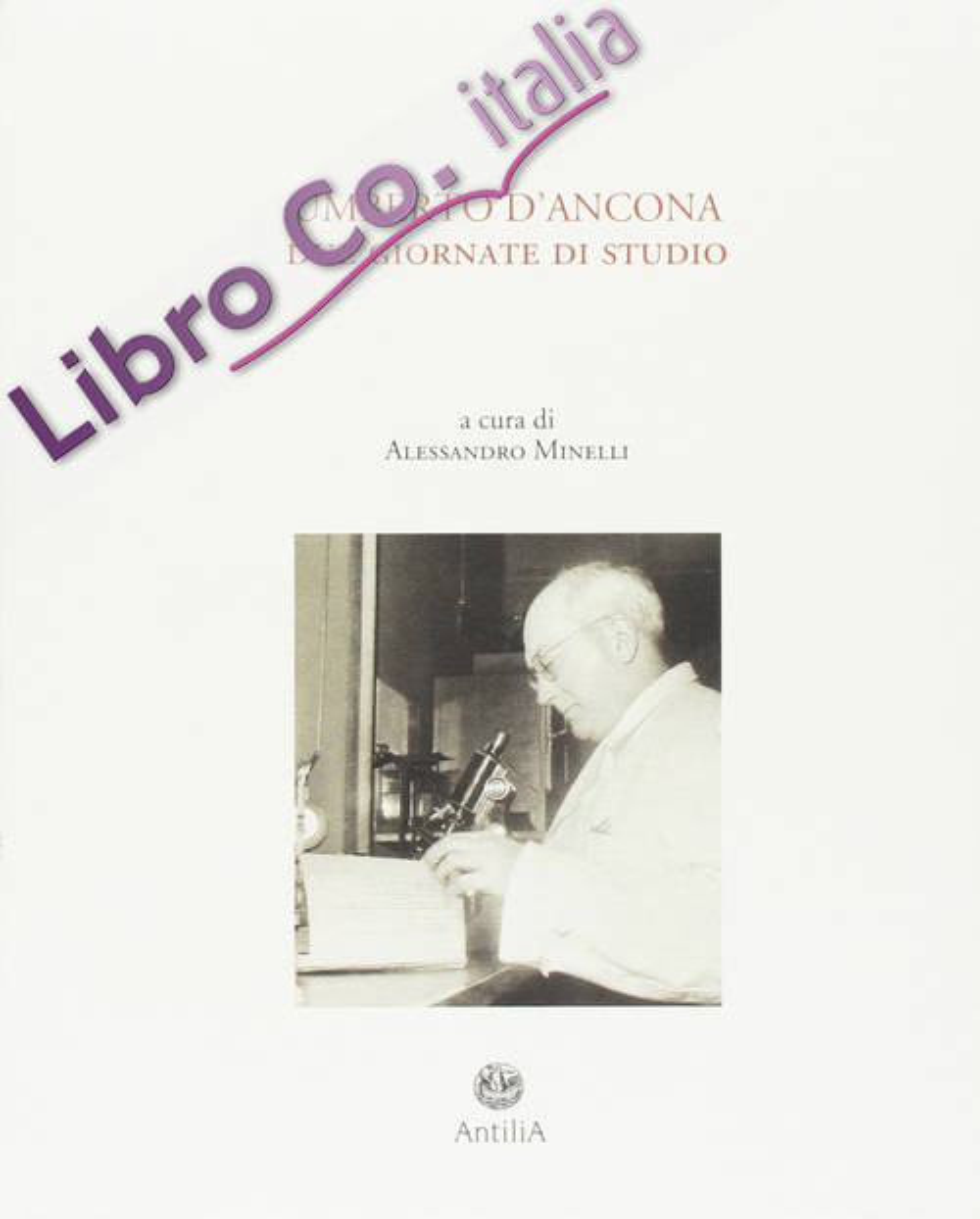 Atti del Convegno Umberto D'Ancona.