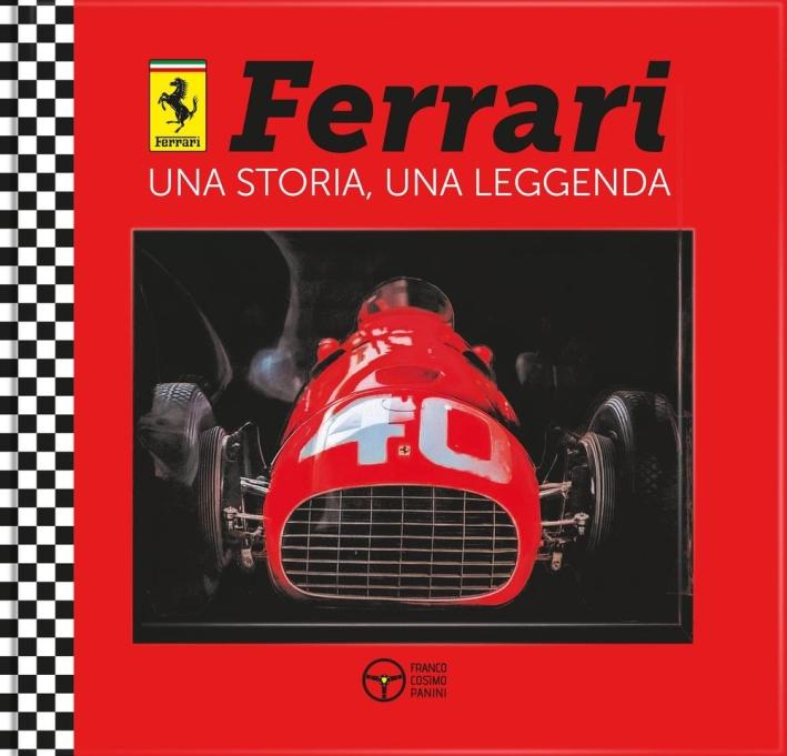 Ferrari una storia, una leggenda. Popo up book