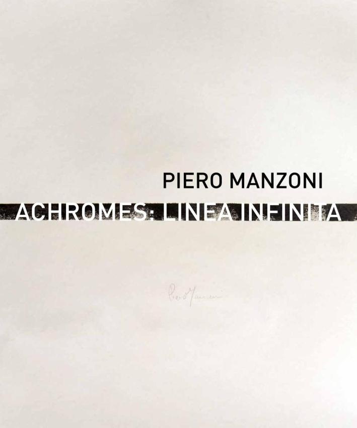 Piero Manzoni. Achromes: linea infinita.