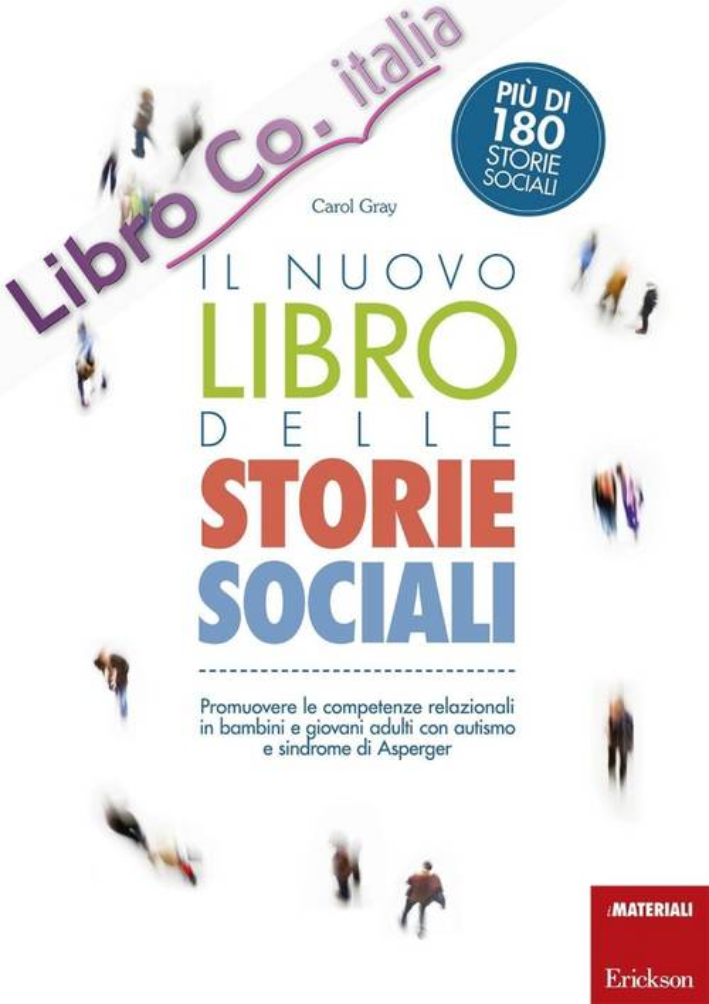Il nuovo libro delle storie sociali.
