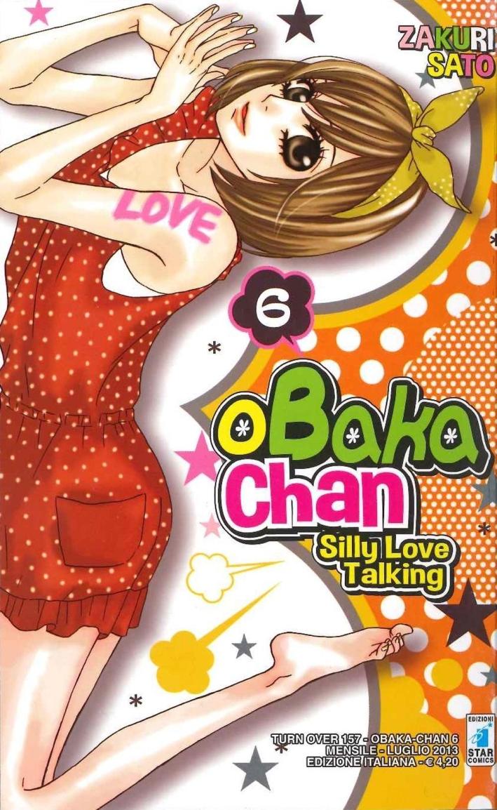Obaka-chan-silly love talking. Vol. 6.
