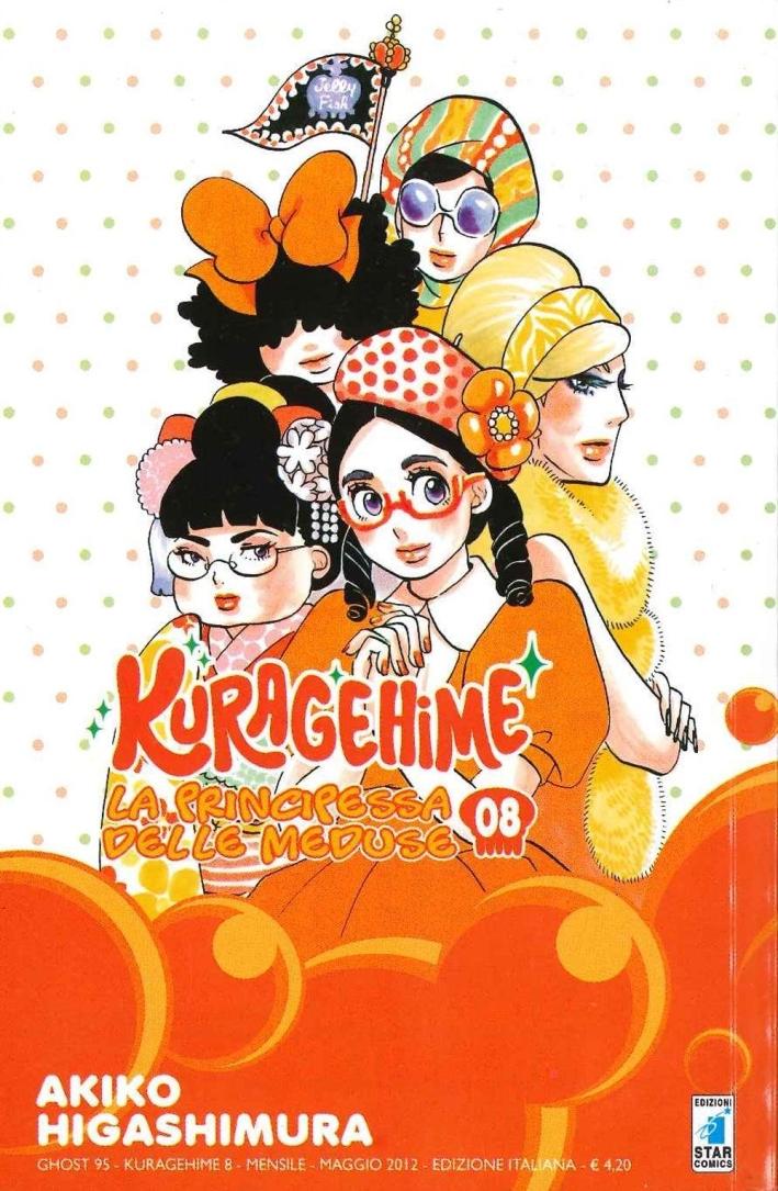 Kuragehime la principessa delle meduse. Vol. 8.
