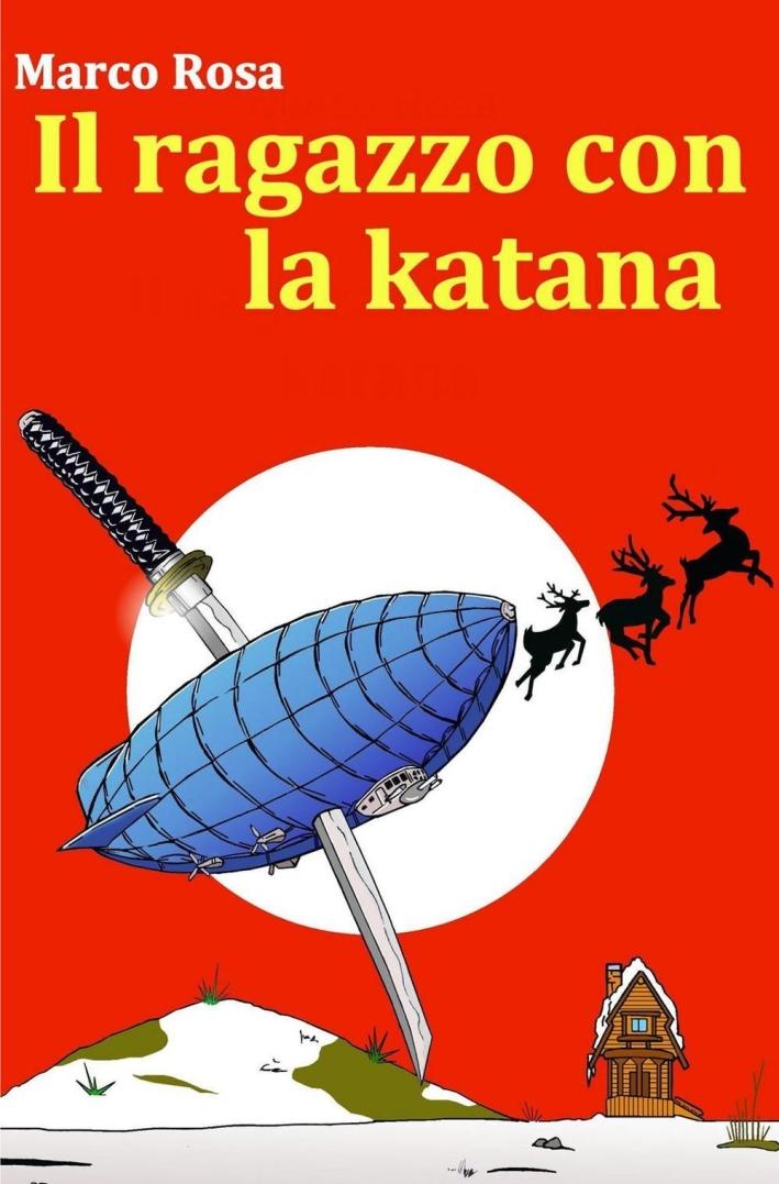 Il ragazzo con la katana.
