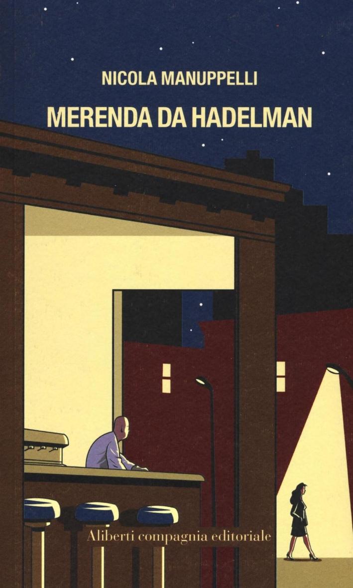 Merenda da Hadelman.