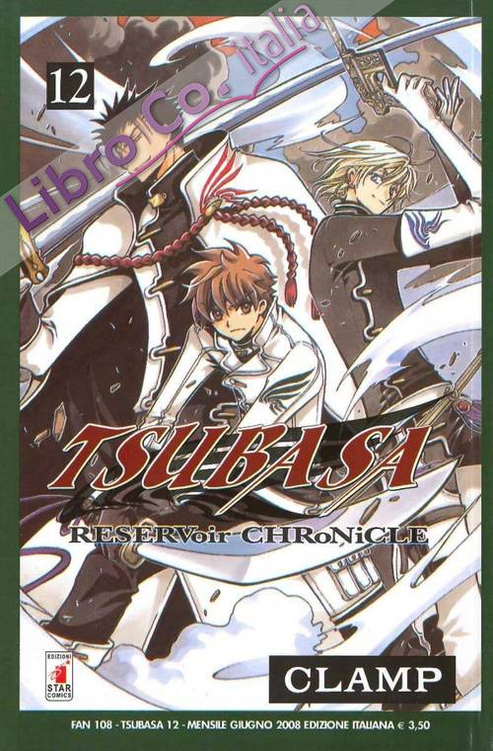 Tsubasa reservoir chronicle. Vol. 12.