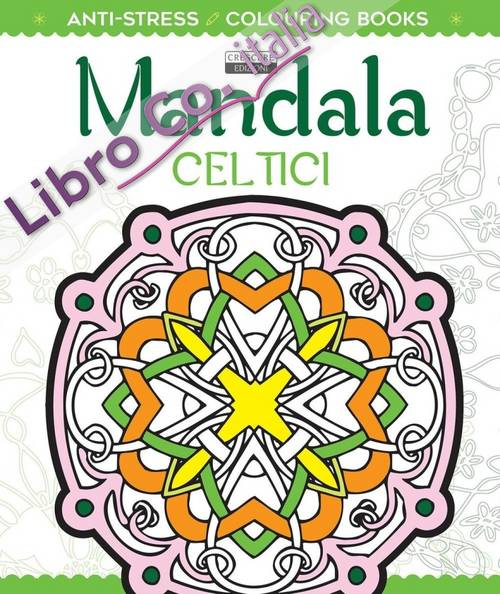 Mandala celtici. Antistress.