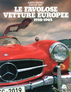 Le favolose vetture europee 1950-1965