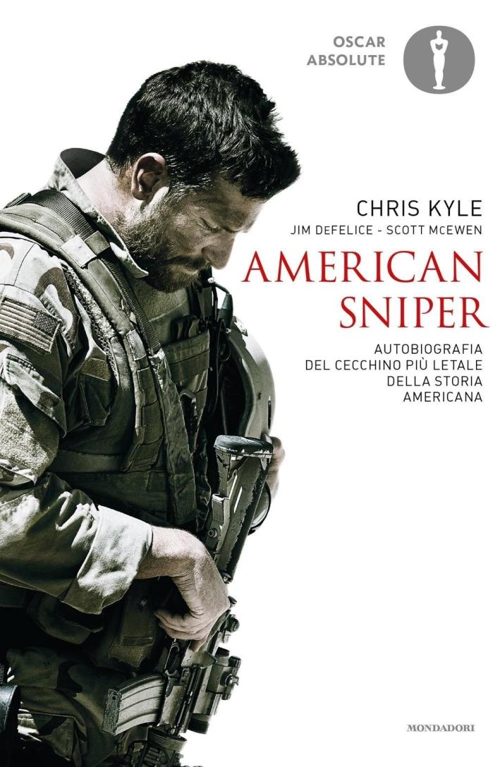 American sniper. Autobiografia del cecchino più letale della storia americana.
