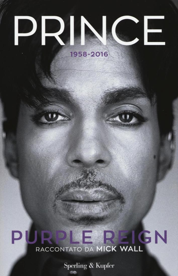 Prince. Purple reign