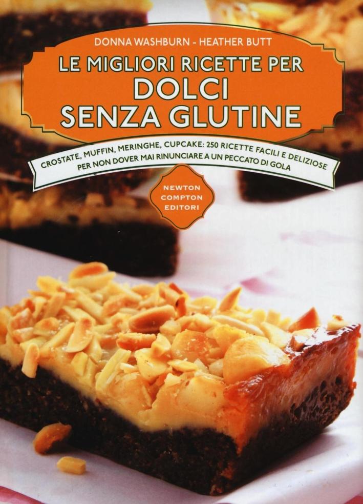 Le migliori ricette per dolci senza glutine.