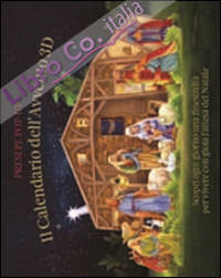 Il presepe pop-up. Calendario dell'Avvento. Ediz. a colori