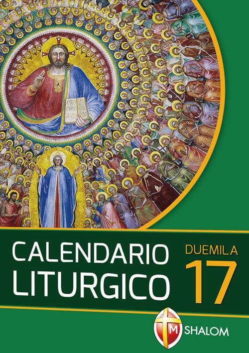 Calendario liturgico 2017.
