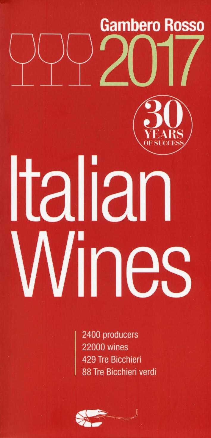Italian wines 2017.