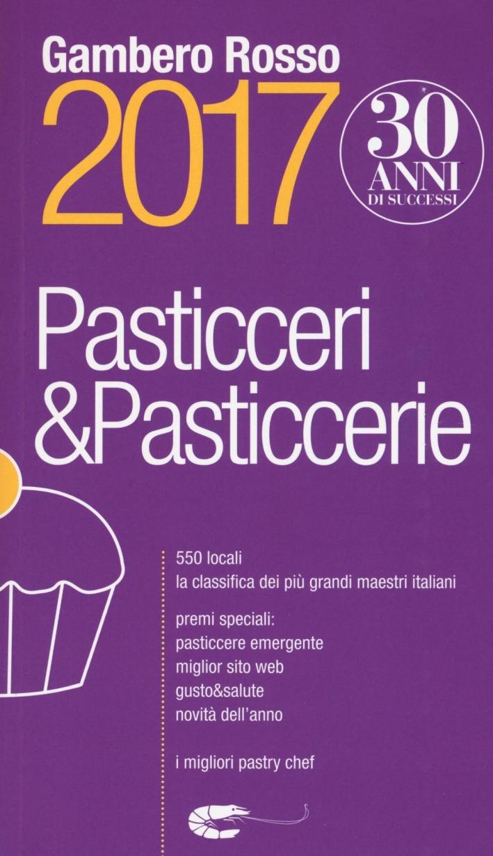 Pasticceri & pasticcerie 2017.