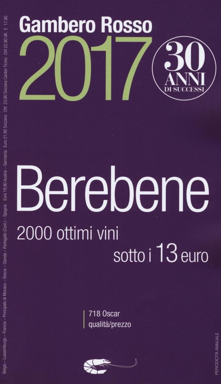 Berebene 2017.