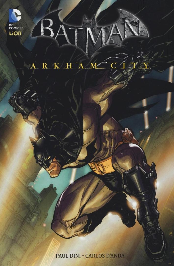Arkham city. Batman.