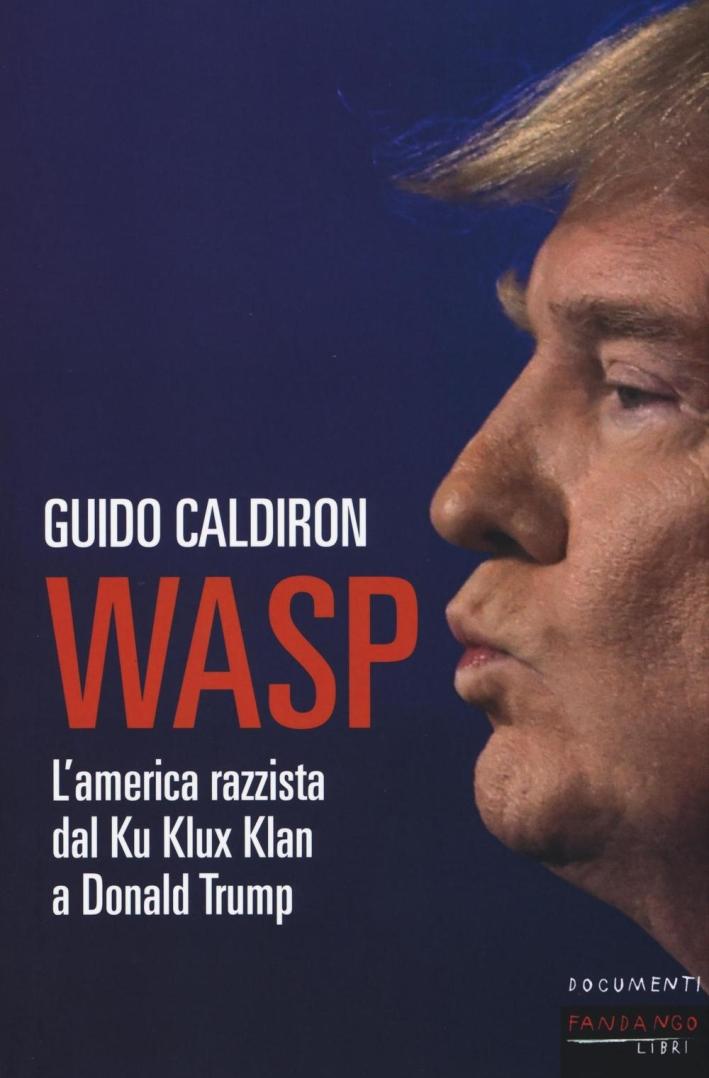 Wasp. L'America razzista dal Ku Klux Klan a Donald Trump.