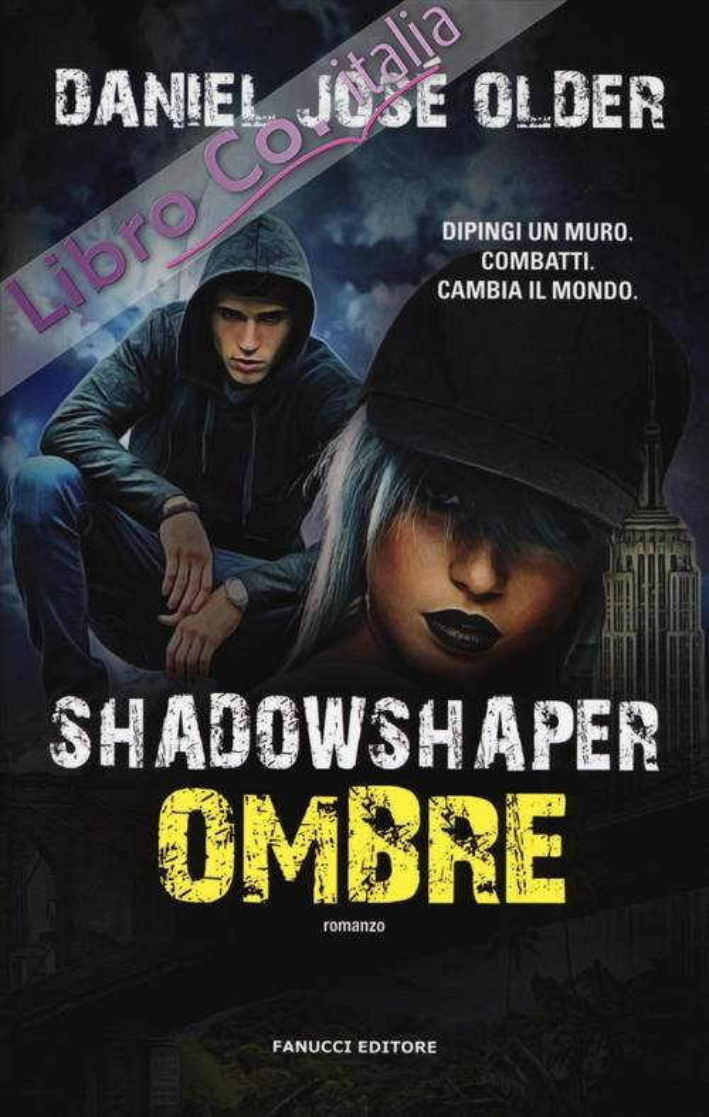 Shadowshaper. Ombre.