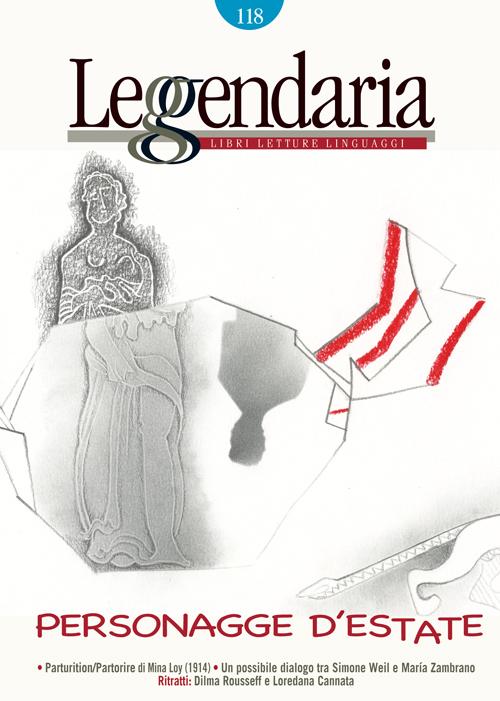 Leggendaria. Vol. 118: Personagge d'estate.