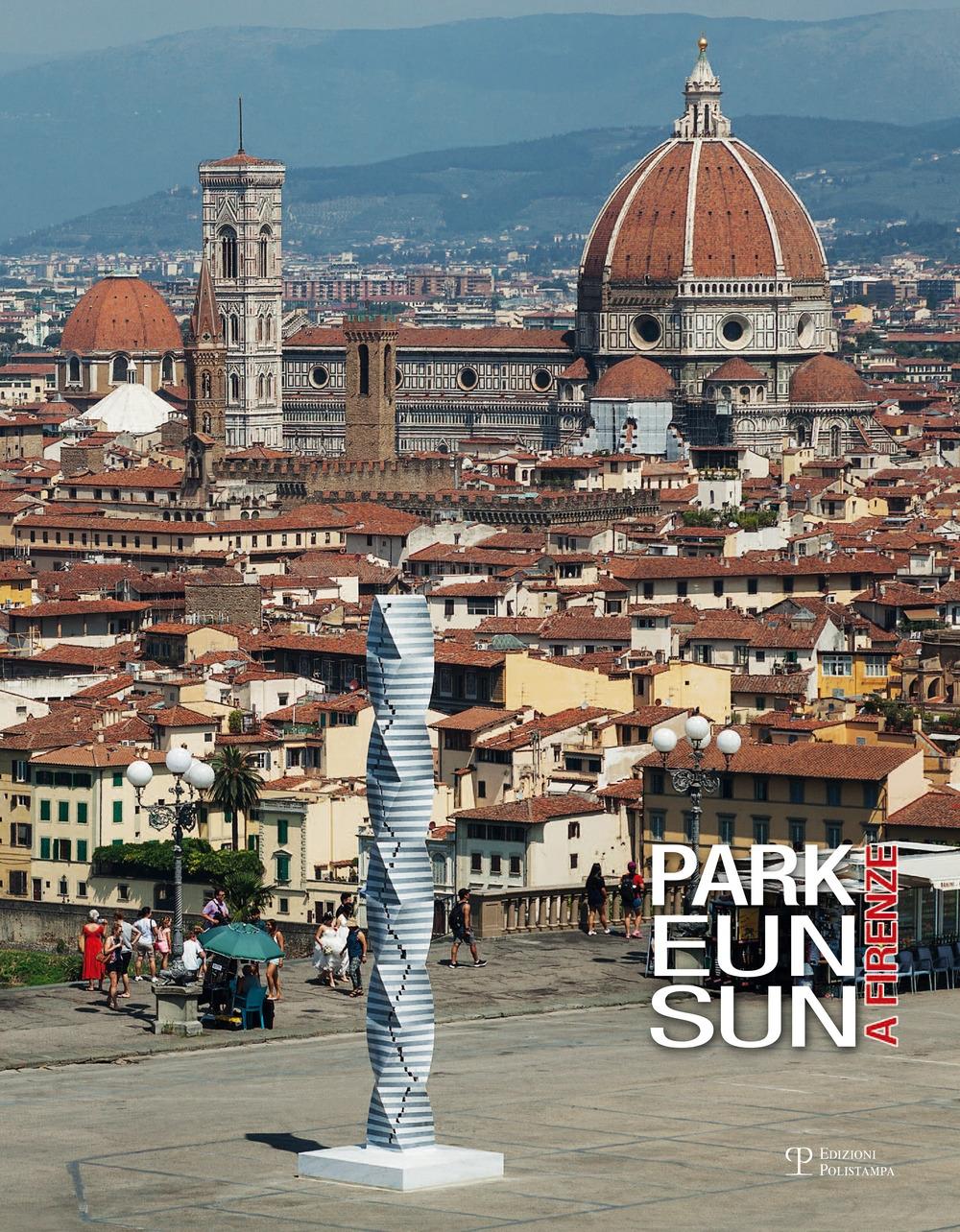 Park Eun Sun a Firenze.