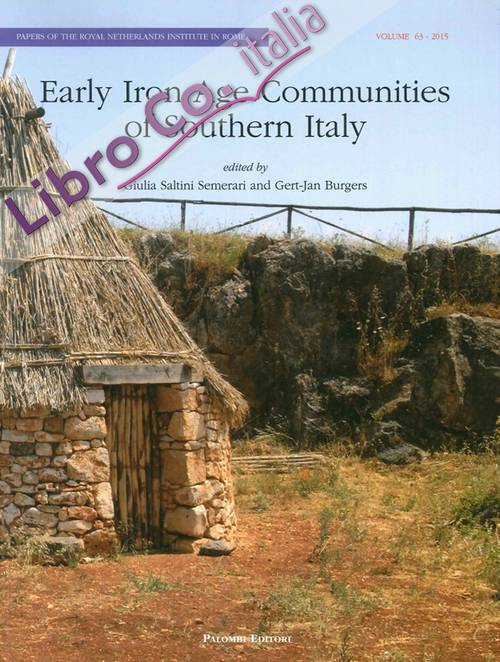 Early Iron Age Communities of Southern Italy.