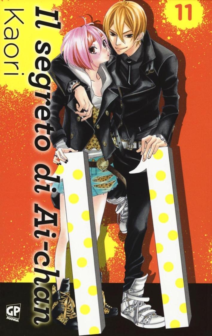 Il segreto di Ai-chan. Vol. 11.