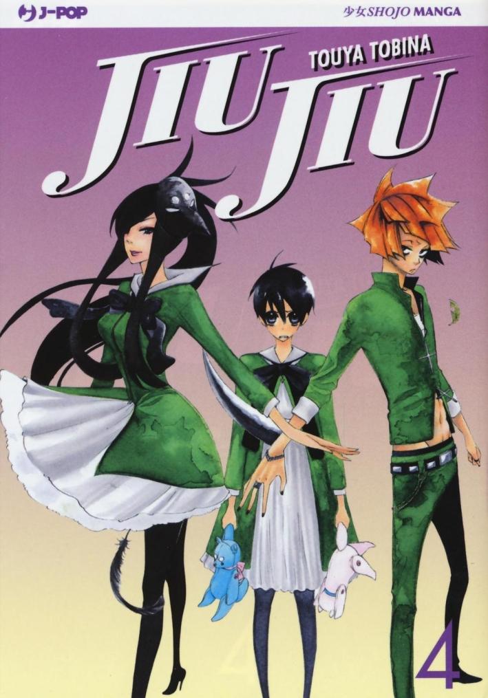 Jiu Jiu. Vol. 4