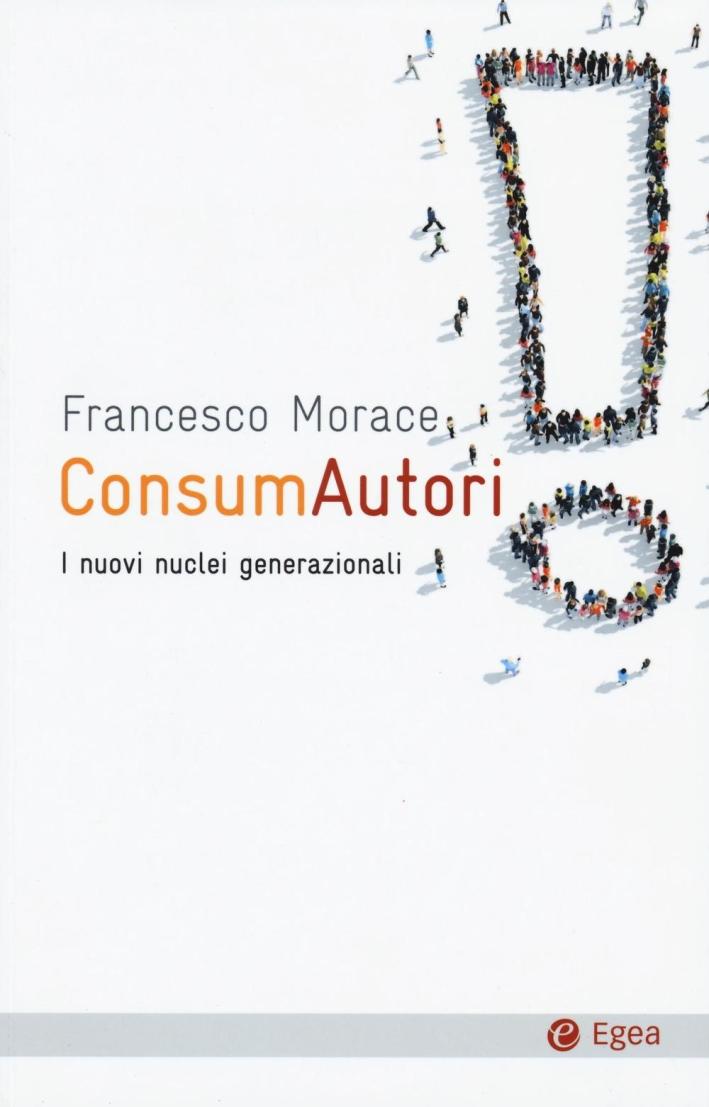 ConsumAutori. I nuovi nuclei generazionali