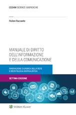Manuale di diritto dell'informazione e della comunicazione.