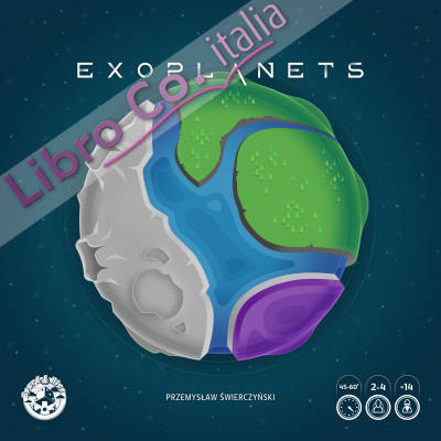 Exoplanets.