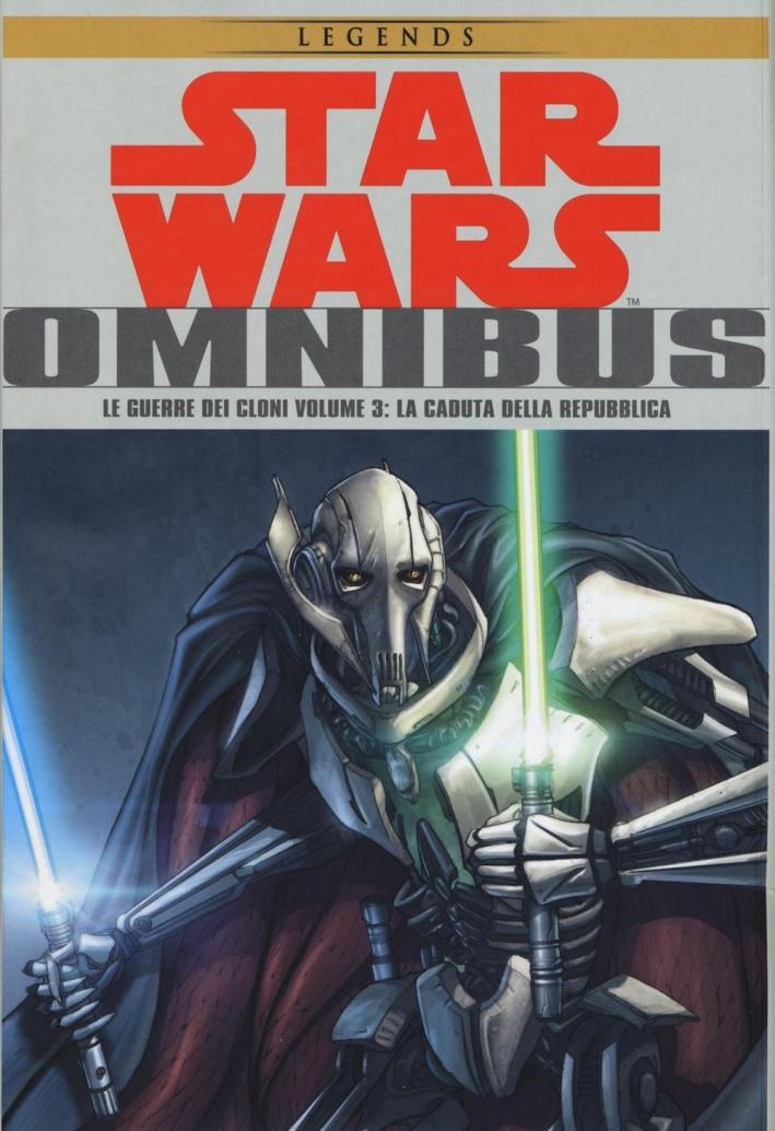 La guerra dei cloni. Star Wars Omnibus. Vol. 3.