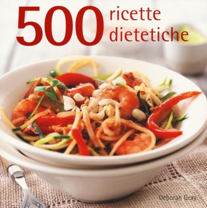 500 ricette dietetiche.