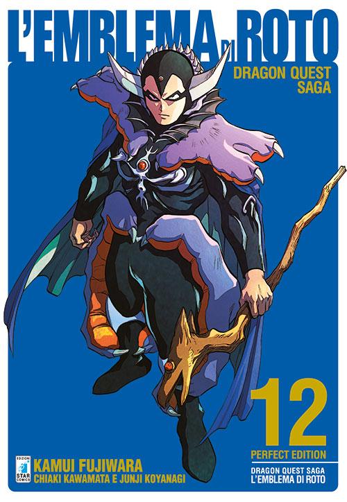 L'emblema di Roto. Perfect edition. Dragon quest saga. Vol. 12