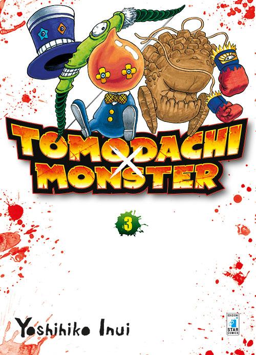 Tomodachi x monster. Vol. 3.
