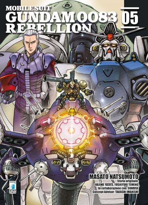 Rebellion. Mobile suit gundam 0083. Vol. 5