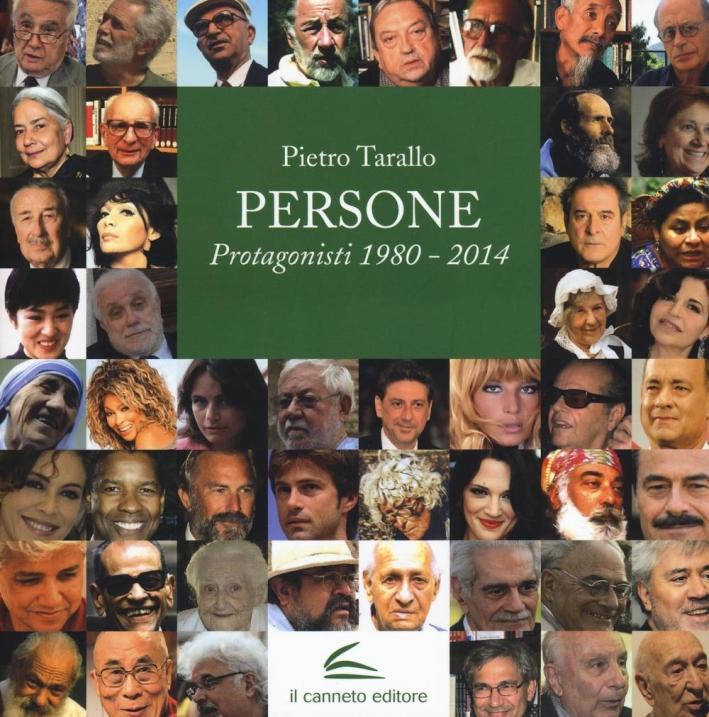 Persone. Protagonisti 1980-2014.