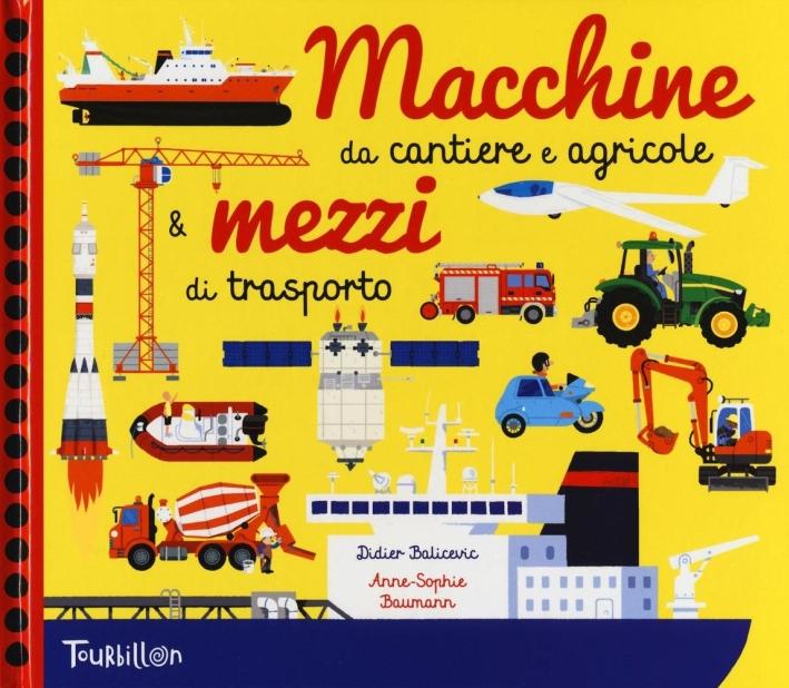 Macchine da cantiere agricole & mezzi.