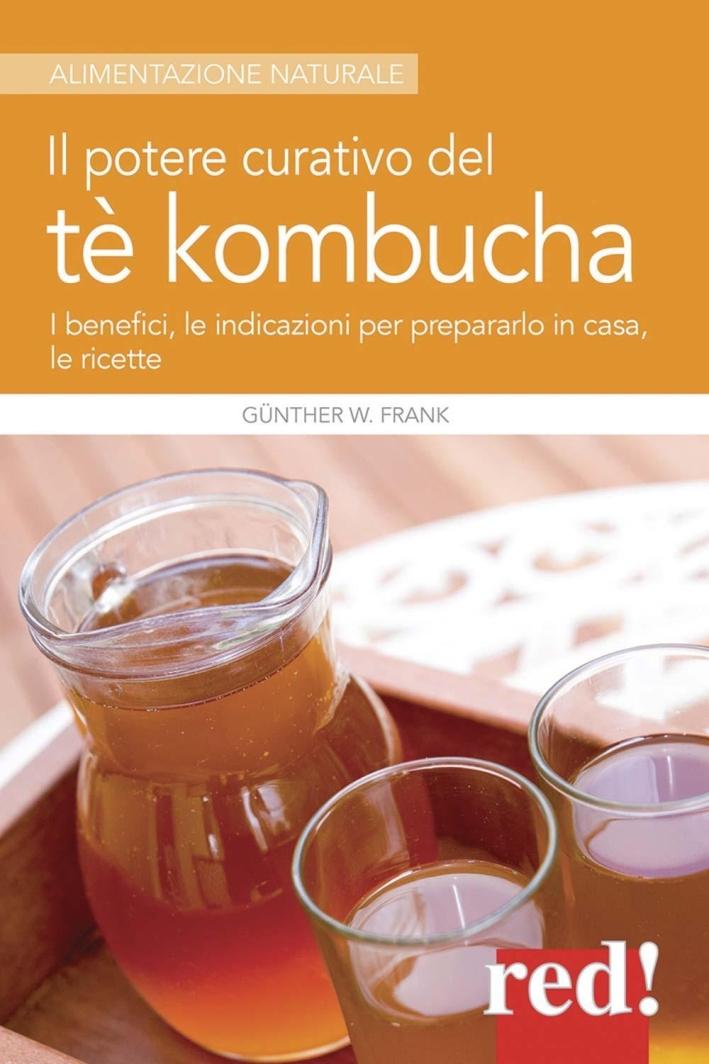 Il potere curativo del tè Kombucha.