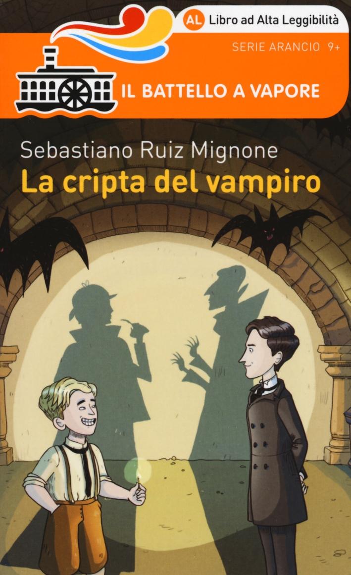 La cripta del vampiro.