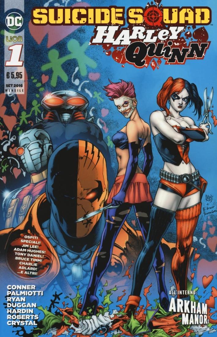 Suicide Squad. Harley Quinn. Vol. 1