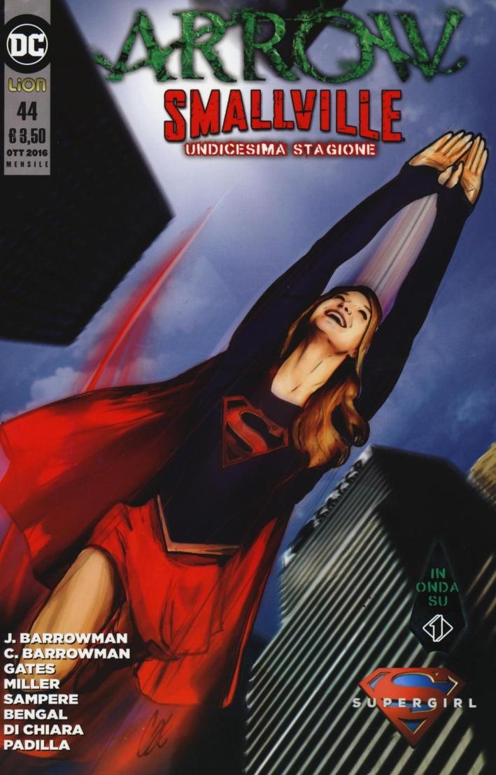 Arrow Smallville. Vol. 44
