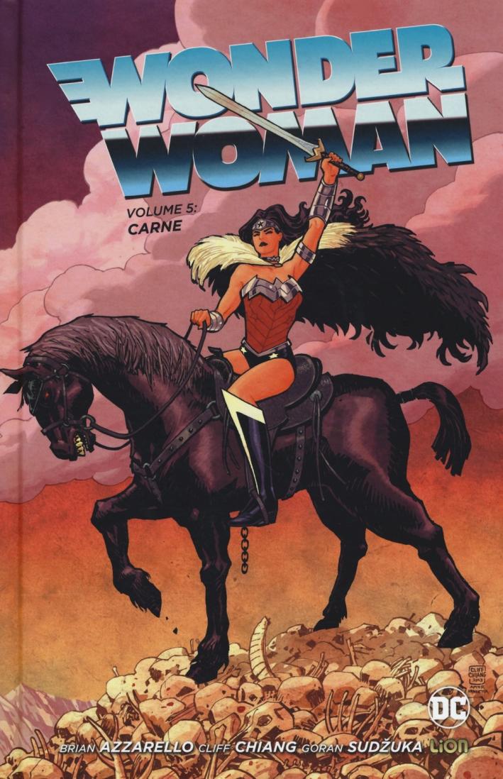 Wonder Woman. Vol. 5: Carne