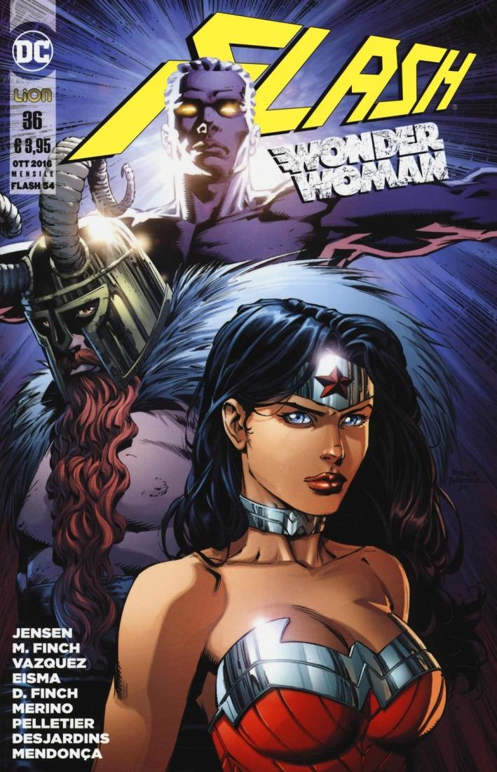 Flash. Wonder Woman. Vol. 36