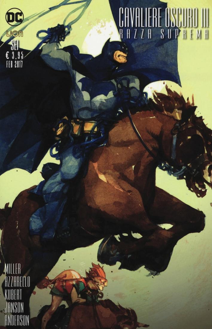 Batman DK III. Razza suprema. Variant B. Vol. 6