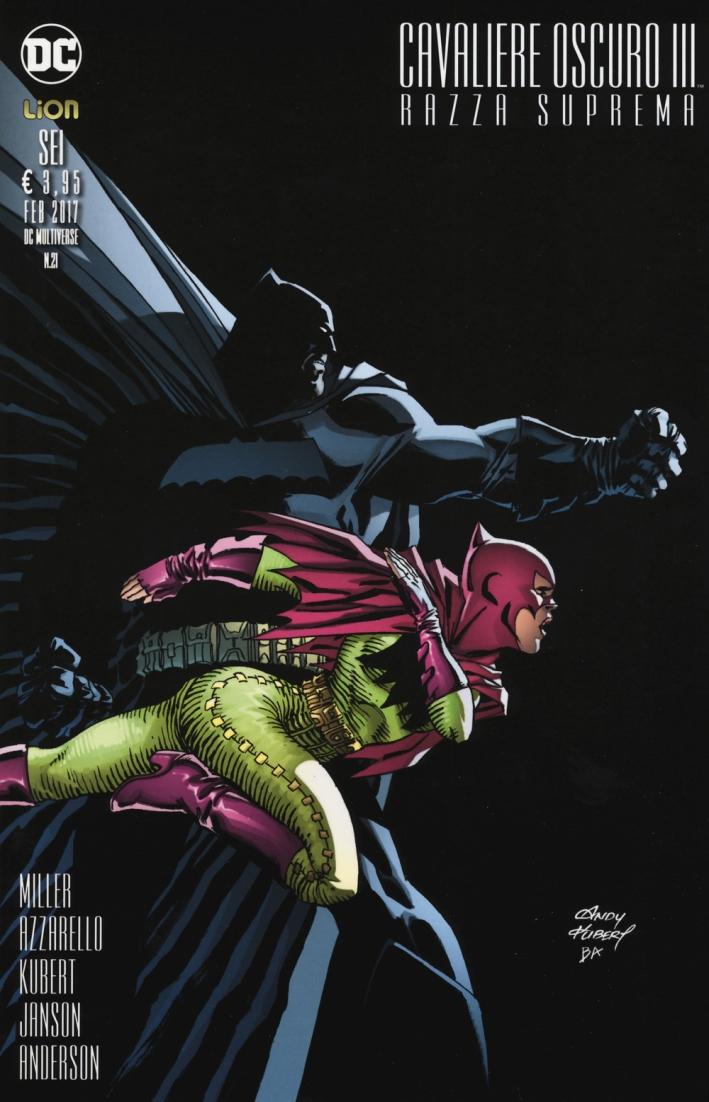 Batman DK III. Razza suprema. Vol. 6
