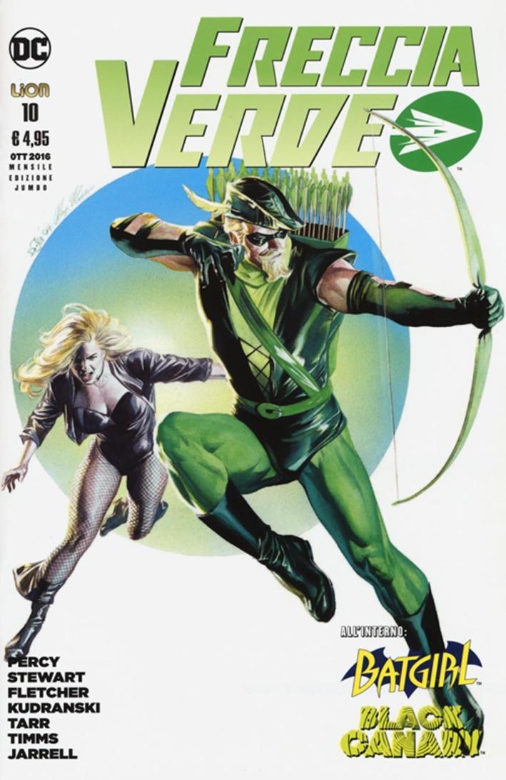 Freccia verde. Jumbo edition. Vol. 10