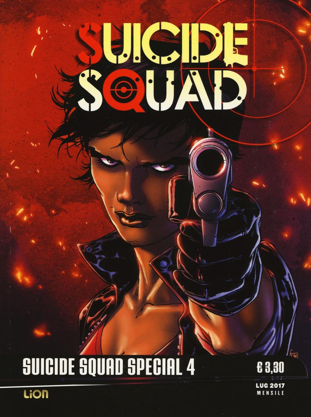 Suicide Squad special 4. Suicide Squad