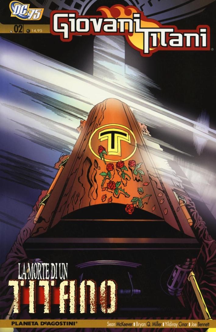 La morte di un titano. Giovani Titani. Vol. 2