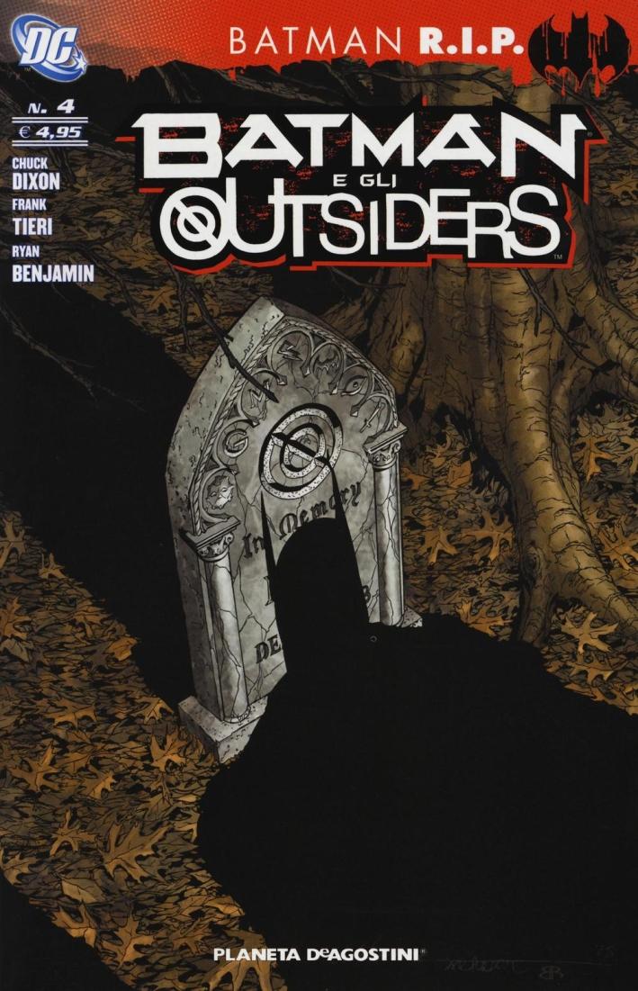 Batman e gli outsiders. Vol. 4